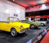 نمایشگاه اتومبیل های کلاسیک INTERCLASSICS MAASTRICHT 2021 هلند