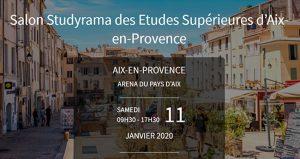 نمایشگاه تحصیلات STUDYRAMA DES ETUDES SUPÉRIEURES DE STRASBOURG 2021 فرانسه