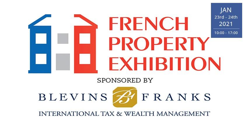 نمایشگاه املاک فرانسه FRENCH PROPERTY EXHIBITION - LONDON 2021 انگلستان