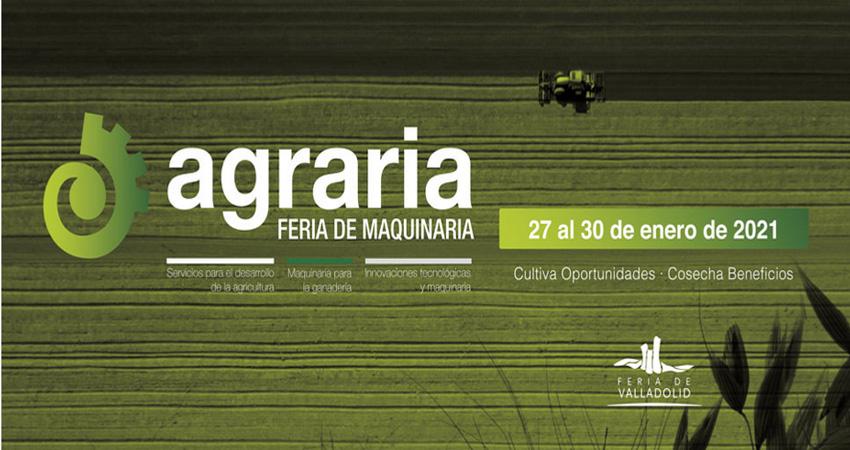 نمایشگاه کشاورزی AGRARIA 2021 اسپانیا