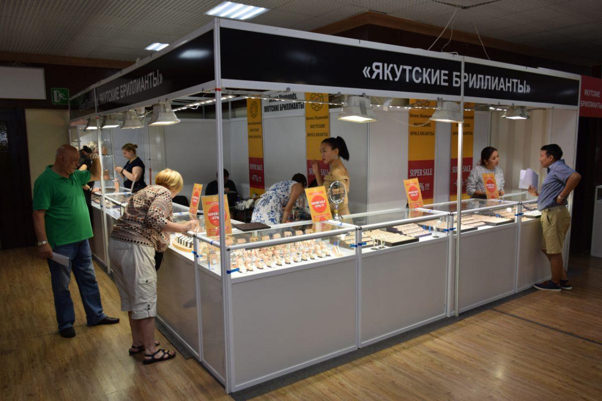 نمایشگاه بین المللی صنعت جواهرات INTERJEWELLER 2021 روسیه