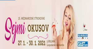 ویزای نمایشگاه غذا ، نوشیدنی ، شیرینی و نانوایی GAST EXPO 2021 اسلوونی