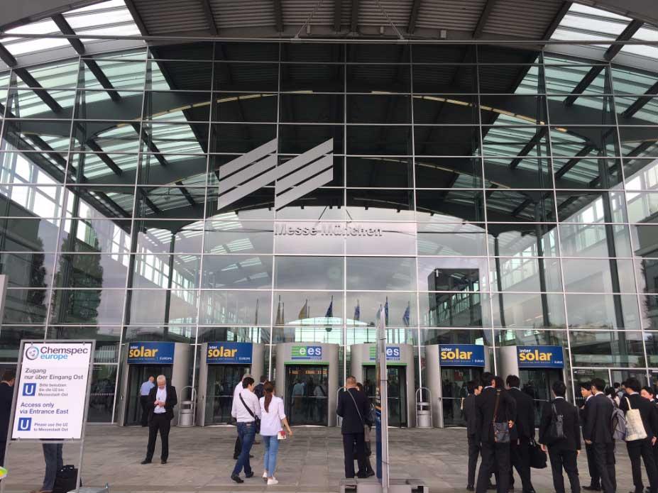 نمایشگاه انرژی خورشیدی INTERSOLUTION 2021 بلژیک