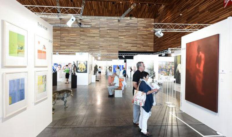 نمایشگاه هنرهای معاصر ART BODENSEE 2021 اتریش