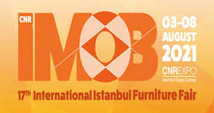 نمایشگاه بین المللی مبلمان CNR IMOB ISTANBUL 2021 ترکیه