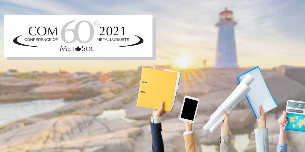 کنفرانس متالورژیست CONFERENCE OF METALLURGISTS - COM 2021 کانادا