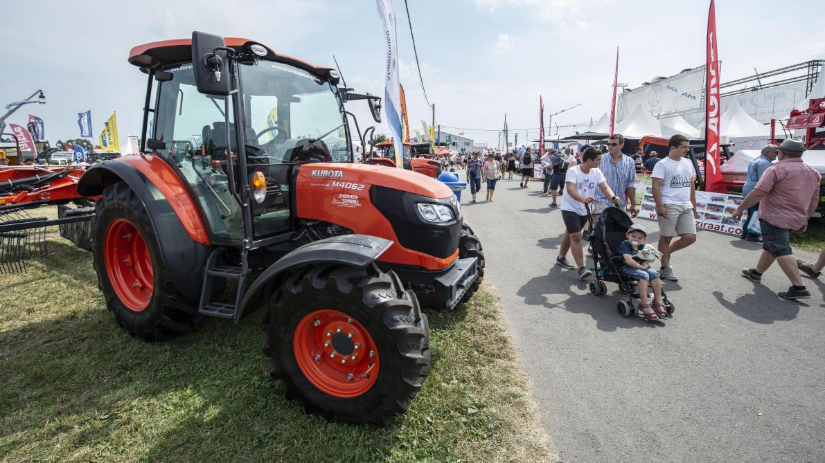 نمایشگاه کشاورزی و جنگلداری FOIRE DE LIBRAMONT 2021 بلژیک