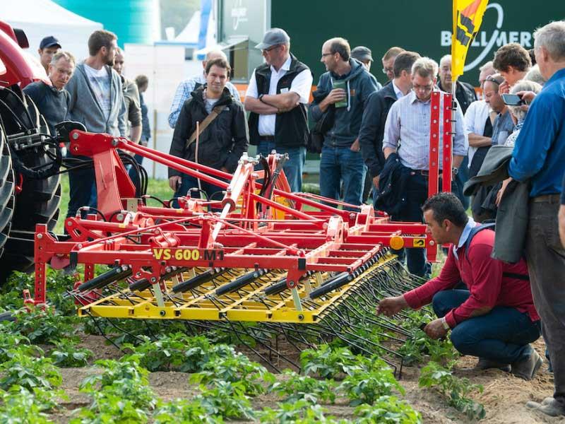 نمایشگاه سیب زمینی اروپا POTATO EUROPE 2021 هلند