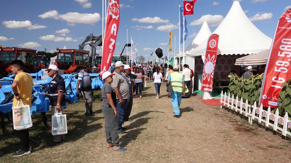نمایشگاه بین المللی کشاورزی DLG - ÖÇP TARLA GÜNLERI 2021 ترکیه