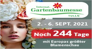 ویزای نمایشگاه گل و گیاه و باغبانی INTERNATIONALE GARTENBAUMESSE TULLN 2021 اتریش