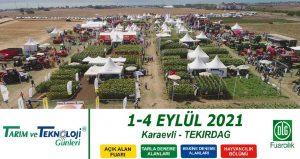 ویزای نمایشگاه بین المللی کشاورزی DLG – ÖÇP TARLA GÜNLERI 2021 ترکیه