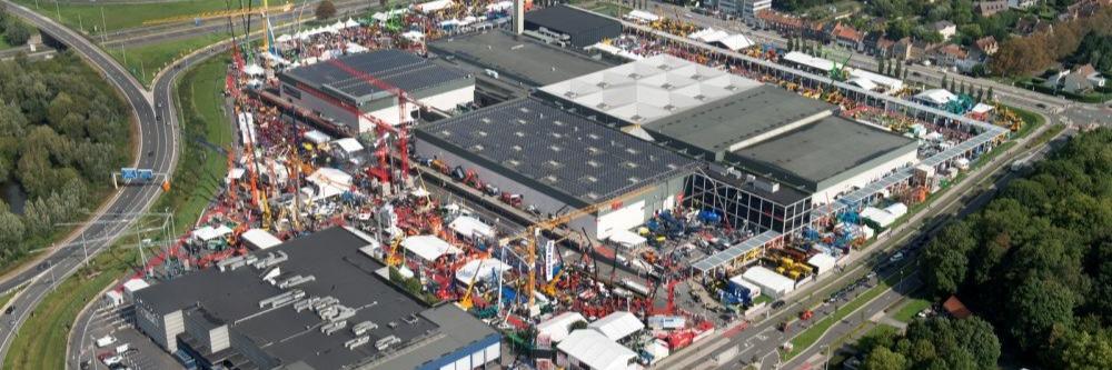 نمایشگاه ماشین آلات ، لوازم و مصالح ساختمانی MATEXPO 2021 بلژیک