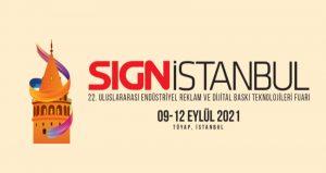 ویزای نمایشگاه صنعت تبلیغات و چاپ دیجیتال SIGN ISTANBUL 2021 ترکیه