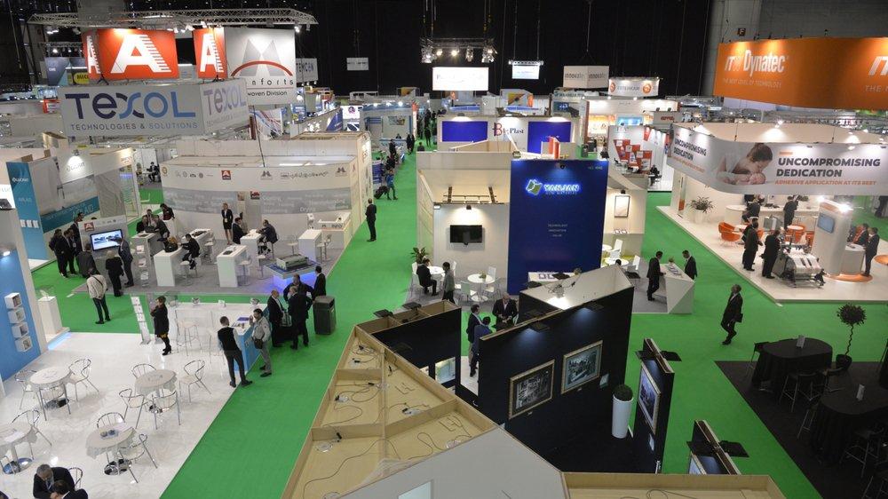 نمایشگاه ماشین آلات و محصولات نساجیINDEX '2021 سوئیس