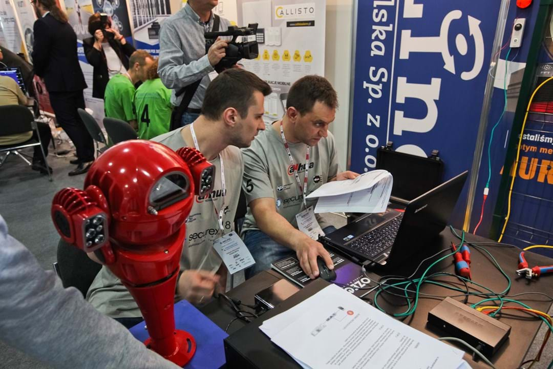 نمایشگاه امنیت SECUREX INTERNATIONAL SECURITY EXHIBITION 2021 لهستان