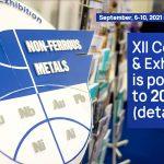 نمایشگاه و کنفرانس معادن و فلزات غیر آهنی NON-FERROUS METALS AND MINERALS 2021 روسیه