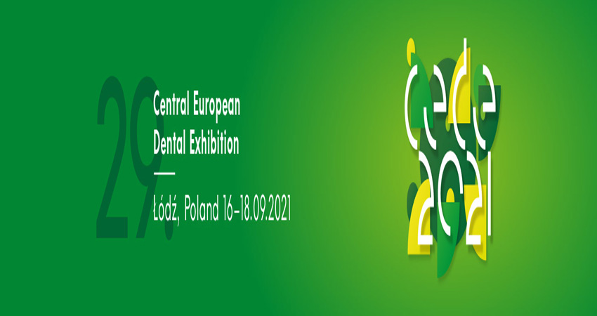 نمایشگاه و کنفرانس دندانپزشکی CEDE 2021 لهستان