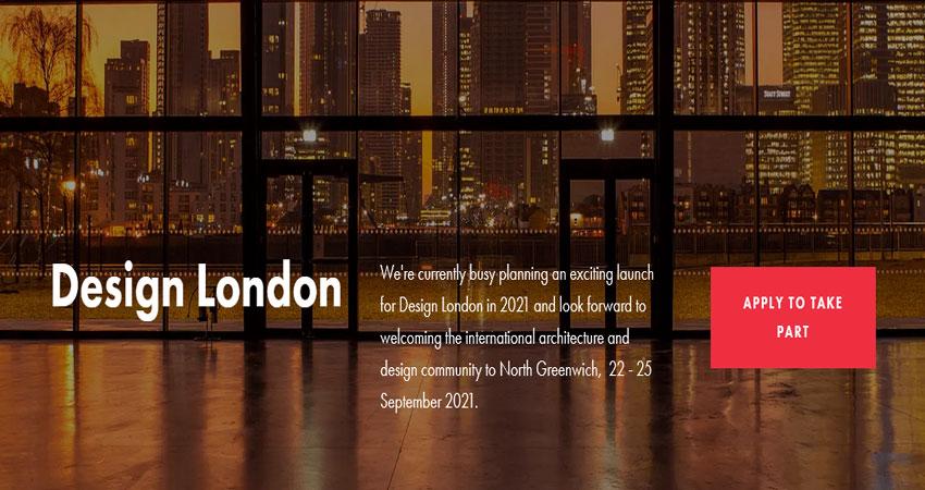 نمایشگاه طراحی معاصر 100% DESIGN 2021 انگلستان