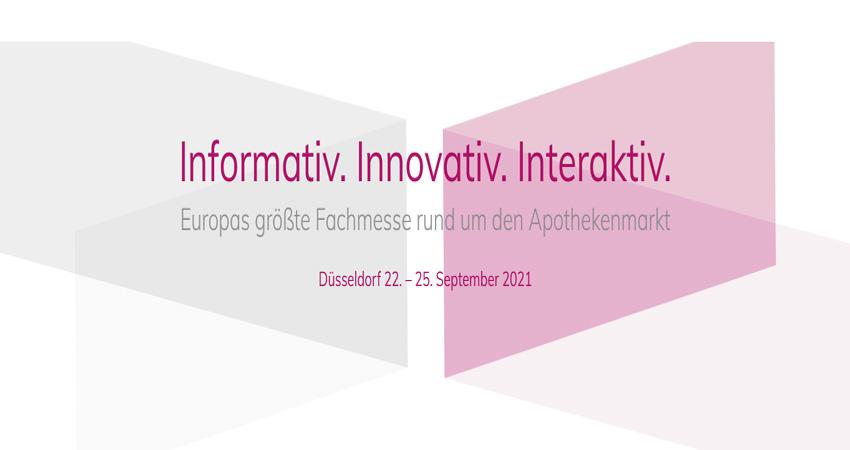 نمایشگاه داروسازی EXPOPHARM '2021 آلمان