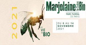 نمایشگاه بین المللی محصولات ارگانیک MARJOLAINE 2021 فرانسه