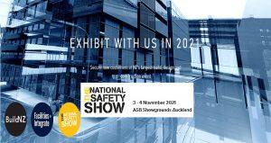 نمایشگاه ایمنی در محیط کار THE NATIONAL SAFETY SHOW 2021 نیوزلند