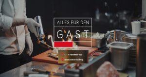 نمایشگاه تجهیزات هتلداری و رستوران ALLES FÜR DEN GAST AUTUMN 2021 اتریش