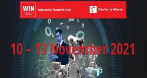 نمایشگاه ماشین آلات و فناوری جوشکاری WIN – WORLD OF INDUSTRY 2021 ترکیه