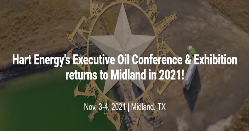 کنفرانس نفت و گاز EXECUTIVE OIL CONFERENCE 2021 آمریکا