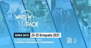 نمایشگاه فناوری بسته بندی WARSAW PACK 2021 لهستان