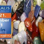 نمایشگاه مواد معدنی ، فسیل ، سنگ های قیمتی و جواهرات MINERALIS – BERLIN 2021 آلمان