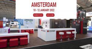 نمایشگاه غذا و نوشیدنی BELLAVITA EXPO – AMSTERDAM 2022 هلند