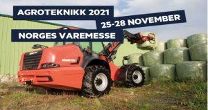 نمایشگاه ماشین آلات کشاورزی AGROTEKNIKK 2021 نروژ