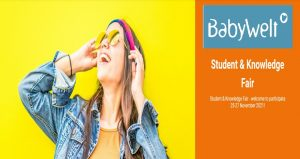 نمایشگاه آموزش و تحصیل STUDENT & KNOWLEDGE FAIR 2021 سوئد