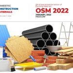 نمایشگاه مصالح ساختمانی OCM – CONSTRUCTION MATERIALS 2022 روسیه