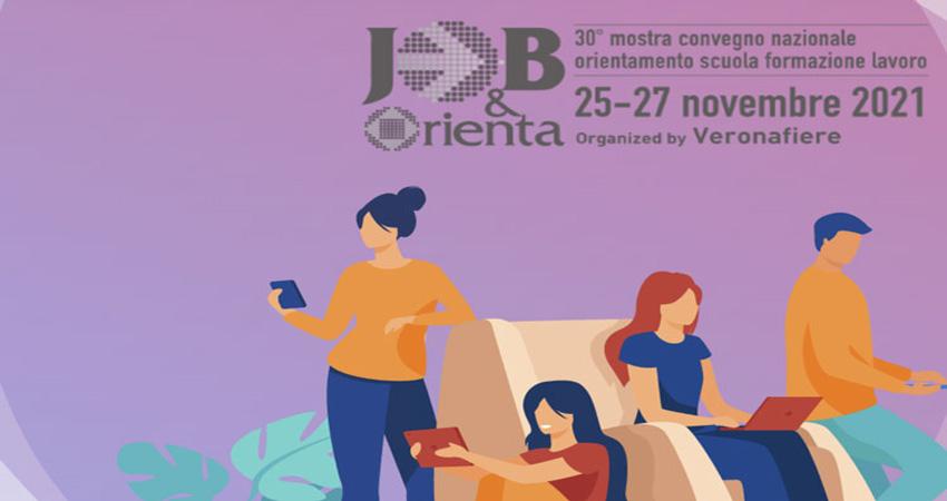 نمایشگاه و کنفرانس آموزش و تحصیل JOB & ORIENTA 2021 ایتالیا