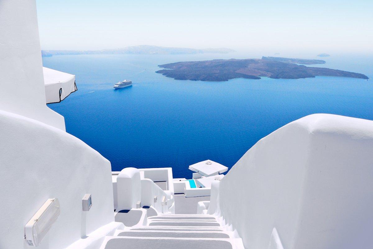 اقامت یونان از طریق ملک