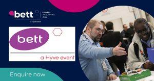نمایشگاه و کنفرانس آموزش و فناوری اطلاعات و ارتباطات BETT LONDON 2022 انگلیس