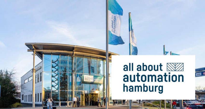نمایشگاه اتوماسیون صنعتی ALL ABOUT AUTOMATION - HAMBURG 2022 آلمان