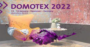 نمایشگاه فرش و پوشش کف و پارکت DOMOTEX HANNOVER 2022 آلمان