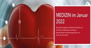 نمایشگاه و کنفرانس پزشکی و داروسازی و تجهیزات بیمارستان MEDIZIN 2022 آلمان