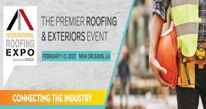 نمایشگاه بین المللی سقف INTERNATIONAL ROOFING EXPO 2022 آمریکا