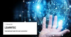 نمایشگاه یادگیری دیجیتال LEARNTEC 2022 آلمان