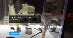 نمایشگاه و کنفرانس چاپ سه بعدی پزشکی و دندانپزشکی ۳D MEDICAL EXPO 2022 هلند