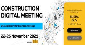 نمایشگاه بین المللی ساختمان و معماری BUDMA 2021 لهستان