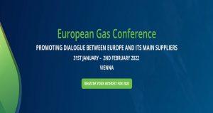 کنفرانس گاز اروپا EUROPEAN GAS CONFERENCE 2022 اتریش